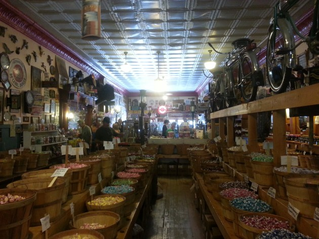 Montana Candy Emporium, Red Lodge MT