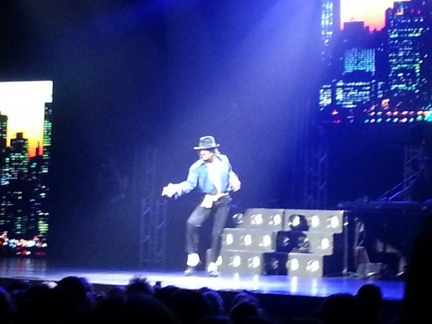 Michael Jackson HIStory II Alberta Bair Theater