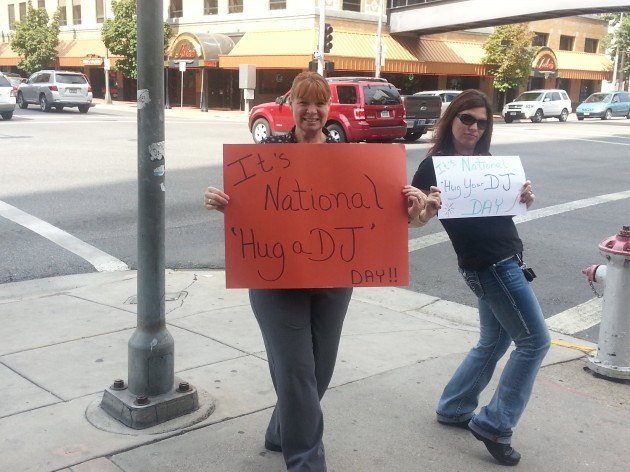Hug a DJ Day In Billings MT