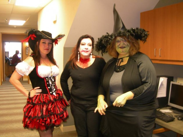PopCrush 97.1 Crew Dresses Up for Halloween