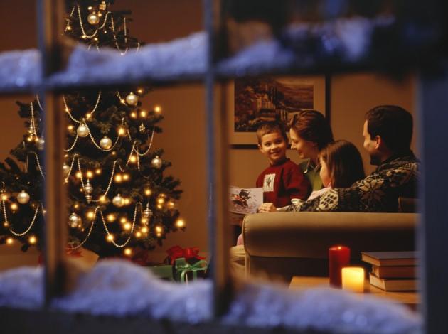 Happy Holiday Family