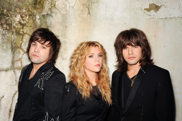 The Band Perry 2013WorldTour Photo