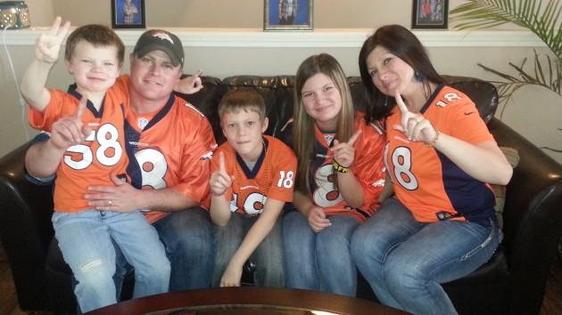 Super Bowl Sunday with Tara Nicole in Billings