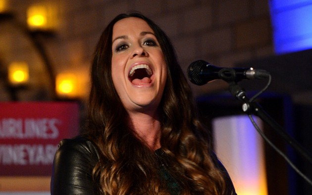 Live In The Vineyard Featuring Alanis Morissette