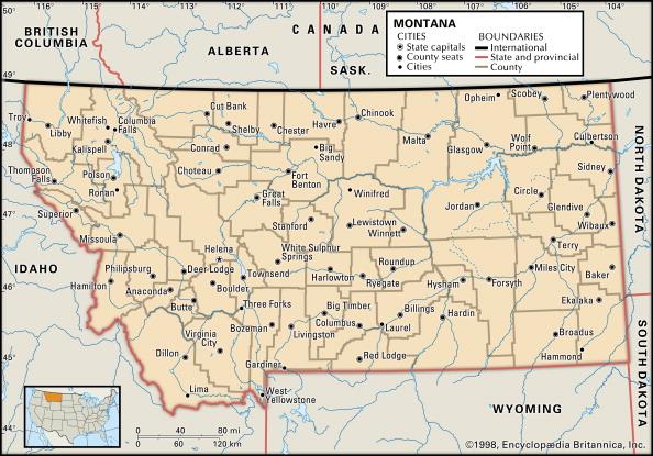 Montana Towns/Cities Auto-corrected...